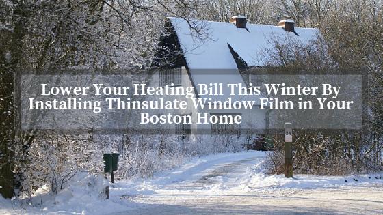 thinsulate window film boston