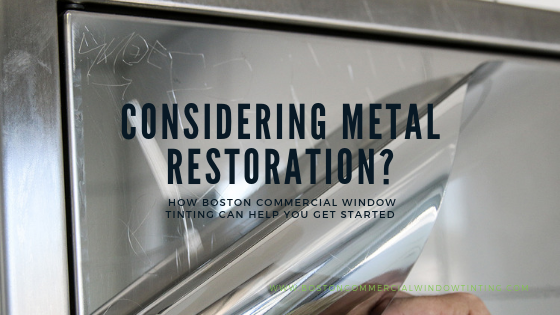 metal restoration boston commercial
